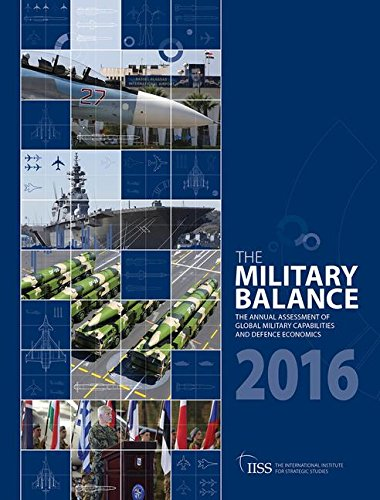 The Military Balance 2016: The International Institute