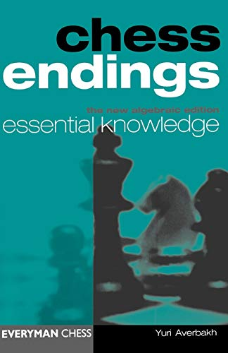 9781857440225: Chess Endings: Essential Knowledge (Cadogan Chess & Bridge Books)