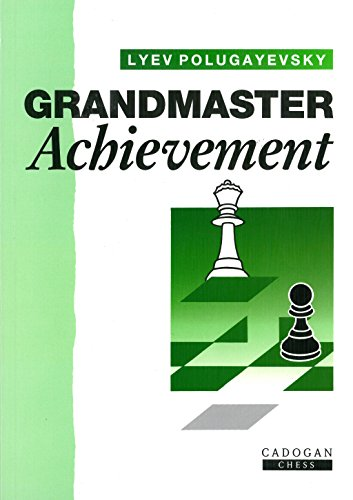 9781857440492: Grandmaster Achievement (Cadogan Chess Books)