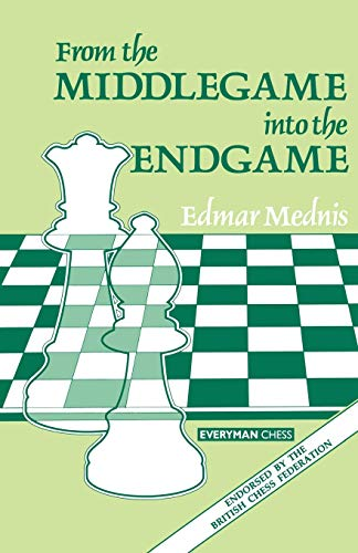 9781857440607: From Middlegame to Endgame (Cadogan Chess Books)
