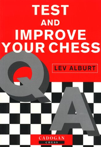 9781857440614: Test & Improve Your Chess