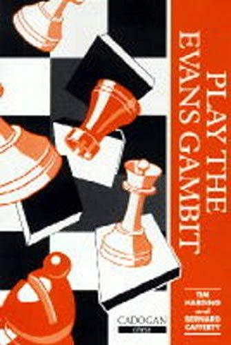 9781857441192: Play the Evans Gambit