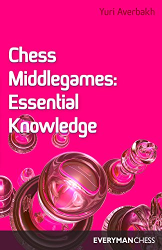 Chess Middlegames: Essential Knowledge: Yuri Averbakh, Ken Neat (Translator)