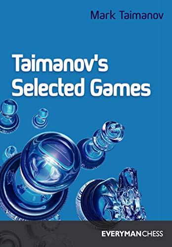 9781857441550: Taimanov's Selected Games