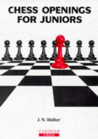 Chess Openings for Juniors 9781857441802 Discusses one aspect of chess, the opening moves, where game development occurs and game strategies are formulated.