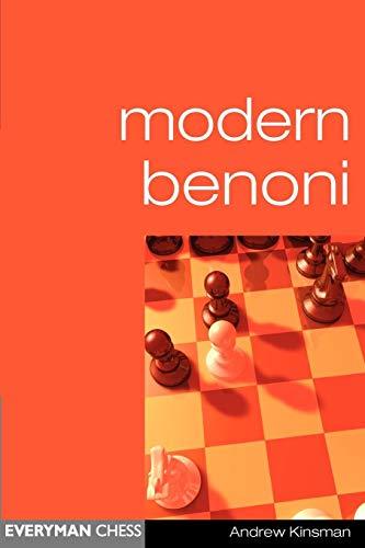 9781857442229: Modern Benoni (Everyman Chess)