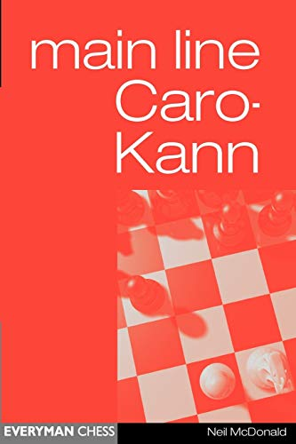 9781857442274: Caro-Kann Main Line (Everyman Chess)