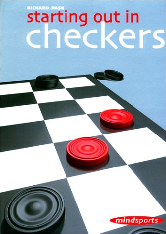 9781857442632: Starting Out in Checkers