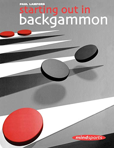 9781857442823: Starting Out in Backgammon