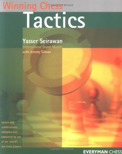 9781857443332: Winning Chess Tactics (Everyman Chess)