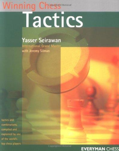 9781857443332: Winning Chess Tactics (Everyman Chess)