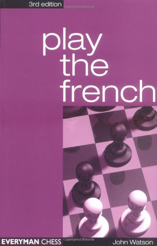 9781857443370: Play the French, 3rd (Cadogan Chess Books)