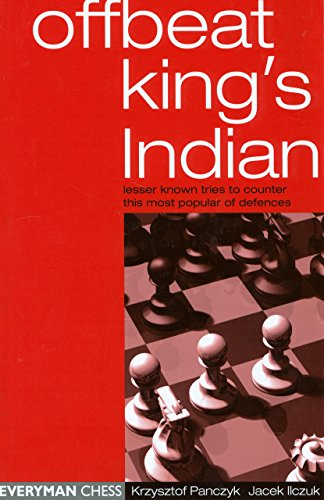 9781857443615: Offbeat King's Indian: Lesser Known Tries To Counter This Most Popular Of Defences