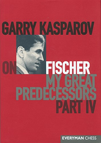Garry Kasparov on Fischer: My Great Predecessors, Part 4