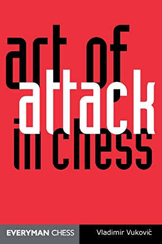 9781857444001: The Art of Attack in Chess