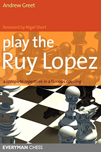 9781857444278: Play the Ruy Lopez