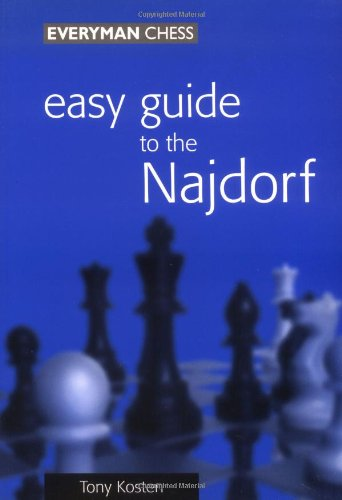 9781857445299: Easy Guide to the Najdorf