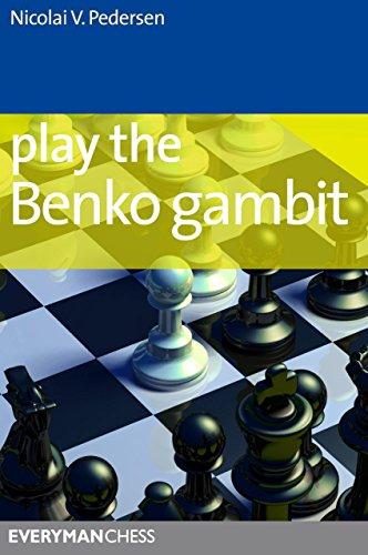 9781857446340: Play the Benko Gambit (Everyman Chess Series)