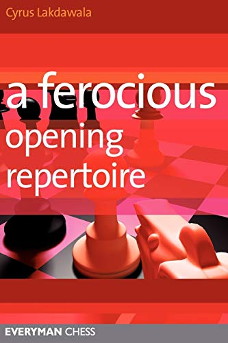 9781857446616: A Ferocious Opening Repertoire (Everyman Chess)