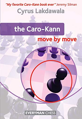 9781857446876: The Caro Kann Move by Move