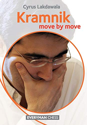 9781857449914: Kramnik: Move by Move