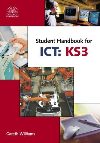 9781857498554: Student Handbook for ICT: KS3