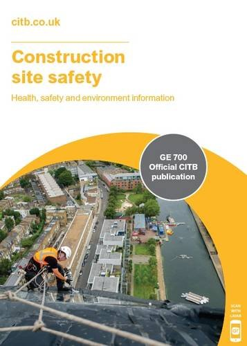 9781857514353: Construction Site Safety: GE 700/16 2016