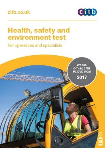 Health, Safety and Environment Test for Operatives and Specialists: GT 100/17 DVD 2017: ...