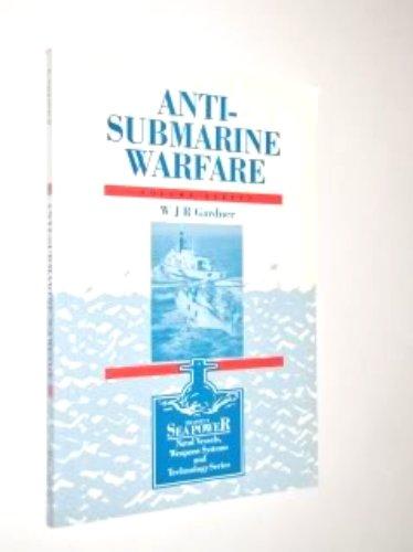 9781857531206: Anti-Submarine Warfare (Brassey's Sea Power)