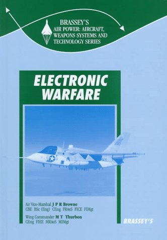 9781857531336: Electronic Air Warfare (Brassey's Air Power)