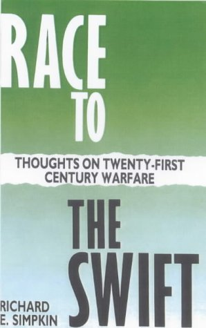 9781857531350: Race to the Swift: Thoughts on 21st Century Warfare