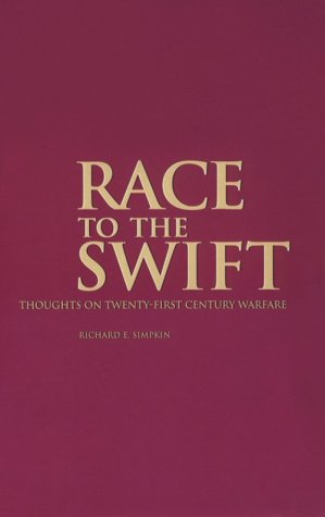 9781857531350: Race to the Swift: Thoughts on Twenty-First Century Warfare