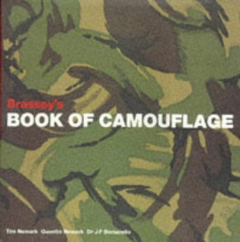 9781857531640: Brassey's Book of Camouflage (Special Editions)