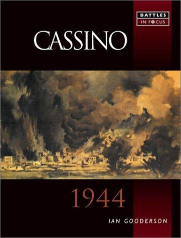 9781857533248: Cassino (Battles in Focus)