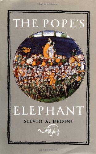 9781857542776: The Pope's Elephant (Aspects of Portugal)