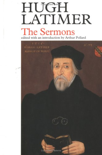 Stock image for Sermons of Latimer (Paperback) for sale by Book Depository International