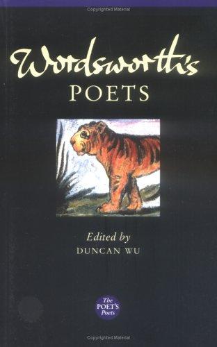 The Earliest Poems: William Wordsworth: 1785-1790 (Poet's: Wordsworth, William
