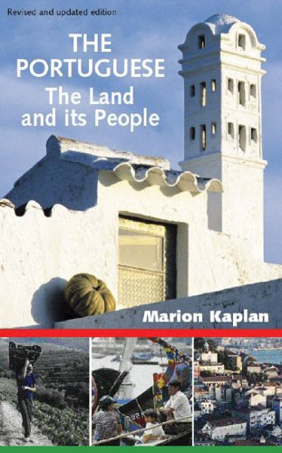 The Portuguese: The Land and Its People (Aspects of Portugal): Kaplan, Marion