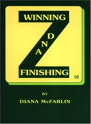 Winning and Finishing: Unofficial Scrabble Players' Book: Diana McFarlin