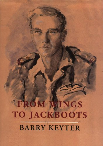 From Wings to Jackboots: Barry Keyter