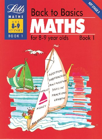 9781857581003: Back to Basics: Maths for 8-9 Year Olds Bk.1