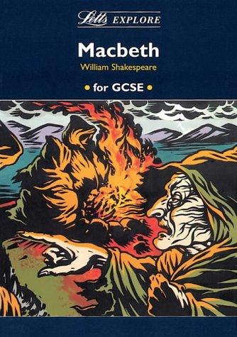 9781857582475: Letts Explore Macbeth (Letts Literature Guide)