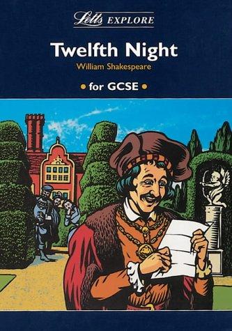 "Letts Explore ""Twelfth Night"" (Letts Literature Guide): Stewart Martin, John"