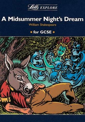 "Letts Explore ""Midsummer Night's Dream"" (Letts Literature: Stewart Martin, John"