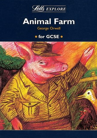 "Letts Explore ""Animal Farm"" (Letts Literature Guide): Stewart Martin, John"