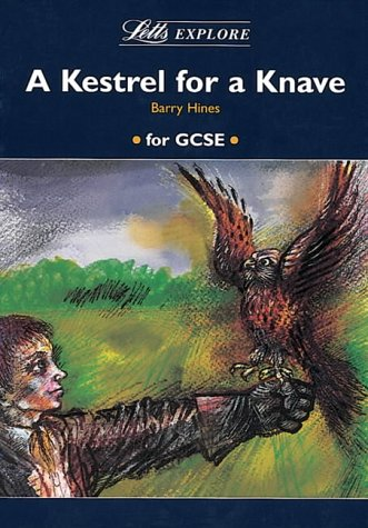 "LETTS EXPLORE ""KESTREL FOR A KNAVE"" (LETTS: CLAIRE WRIGHT"