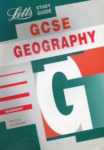 9781857583069: GCSE Geography (GCSE Study Guide)
