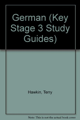 9781857583441: German (Key Stage 3 Study Guides)