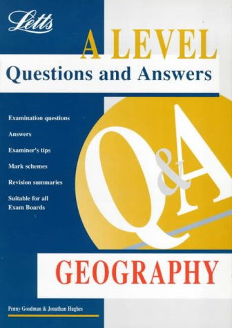 A Level Questions and Answers: Geography: Hughes, Jonathan and