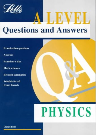 9781857583588: A-level Questions and Answers Physics ('A' Level Questions and Answers Series)